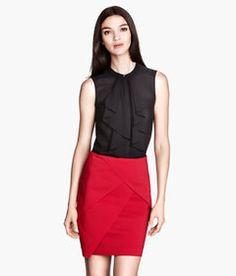 H&M Chiffon Blouse $20