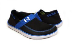 Under Armour Mens 4D Foam Encounter ST Tropez/Black Sandal