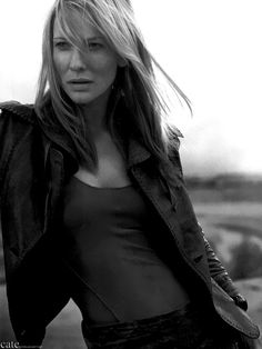 Cate Blanchett as my alter ego