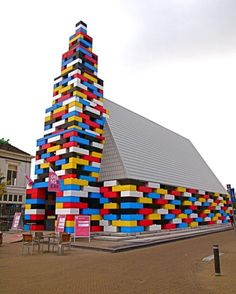 #Insolite Une église en légo aux Pays-bas ! . . . #archionline #insolite #mamaisonestarchibelle #architecte #architecture #archi #architecturelovers #architecturedesign #architecturephoto #architecture