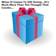 The Science of Gift Giving https://www.psychologytoday.com/blog/head-games/201511/the-science-gift-giving