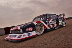 1980 Ford Capri Zakspeed Group 5 by melkorius.deviantart.com on @DeviantArt