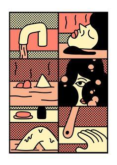 Amuseum Magazine - Simon Landrein