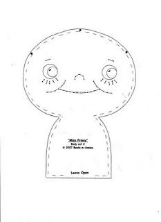 Doll Annies pattern page 1