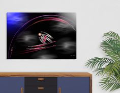 Discover «2-50cBB», Limited Edition Acrylic Glass Print by Glink - From $75 - Curioos