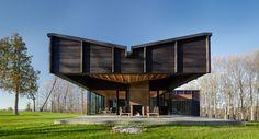 Michigan Lake House - Delta Millworks - Austin Texas