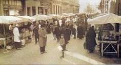 La Feria. Aun se ven por algunos barrios del Gran Buenos Aires, estuvieron en la Capital y duraban medio dia.