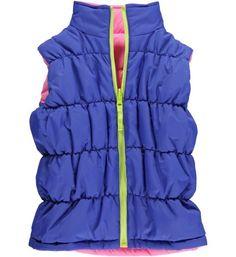 Reversible Nylon Vest   Sale   Hartstrings