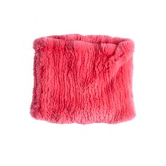 Cozy Fur Funnel in Wild Rose