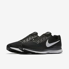 e854bc11ab8 The iconic Men s Nike Air Zoom Pegasus 34 Running Shoe continues with an  engineered upper