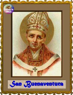 Leamos la BIBLIA: San Buenaventura