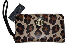 Tommy Hilfiger Zip Around Wallet Clutch Handbag Chekbook Holder - http://bags.bloggor.org/tommy-hilfiger-zip-around-wallet-clutch-handbag-chekbook-holder/