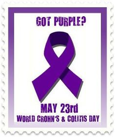 World's Crohn's & Colitis Day