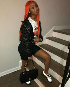 70 Bad Girl Style Outfits Ideas for Summer Style Outfits, Dope Outfits, Girl Outfits, Casual Outfits, Fashion Outfits, Womens Fashion, Concert Outfits, Swag Outfits, School Outfits