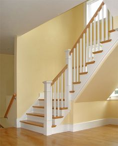 Cooper Stairworks: Pre-Assembled Stairs and Stair Parts: Photo Gallery