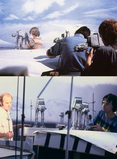 Behind the scenes of Star Wars: Episode V - The Empire Strikes Back (1980)