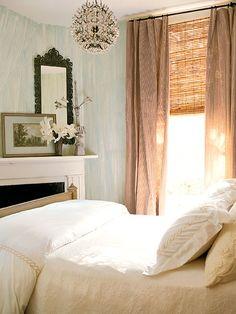 Aqua Guest Bedroom