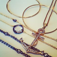 Chains and Anchors