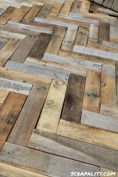 Wow, you shared some great pallet love going on, never seen it used for a deck, or tree stand and a pallet shed! Description from…