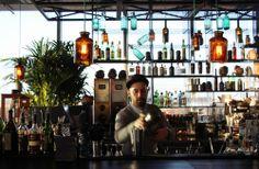 by AnneLiWest|Berlin #25hours Hotel Bikini Berlin #NENI Restaurant #Monkey Bar