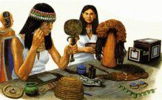L'uso di oli e unguenti per il corpo nell'Antico Egitto #anticoegitto #bellezza #cosmetici