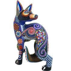 Manuel Cruz: Spectacular Mandala Dog