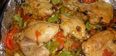 Most igazán jól lakhatsz! Hungarian Recipes, My Recipes, Poultry, Tasty, Meat, Chicken, Food, Recipies, Backyard Chickens