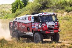 Instaforex Loprais Team 2014 - redesign and wraps for Rally Dakar Rally Raid, Central Europe, Czech Republic, Motor Car, Benz, Automobile, Monster Trucks, Wraps, Racing