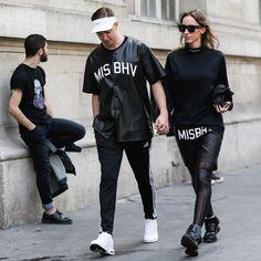 street style at paris S/S 2015 men's fashion week