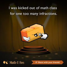 I've failed the mathematics test so many times I lost count. Funny Math Jokes, Math Humor, Math Class, Math Teacher, Mean Things To Say, Math U See, Tall Guys, Toot, Losing Me