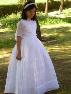 vestido comunión MN
