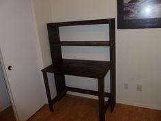 Desk/Book Shelf Loft Bed Riser 1 of 3