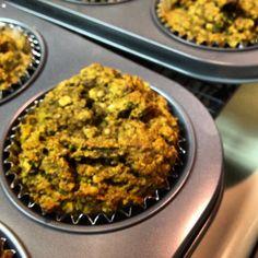 Green Dream Philosophie muffins! Gluten free and vegan! Www.thephilosophie.com