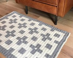 Crochet Pattern, Crochet Rug Pattern, The Julian Crochet Rug Pattern, Crochet, Patterns and Tutorials