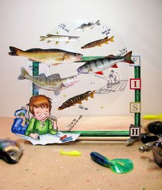 Кошка на море: Весь в рыбных мечтах
