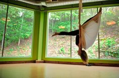 Aerial silks classes take fitness to the sky - Columbia Daily . Aerial Hammock, Aerial Dance, Aerial Yoga, Arial Silk, Aerial Silk Classes, Home Dance Studio, Dream Home Gym, Yoga Dance, Aerial Arts