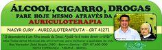 Nacyr Cury - Auriculoterapeuta estará atendendo no estado de Mato grosso do sul no dia 14 de Março 2015 na cidade de Campo Grande,  e 15 de Março 2015 na cidade de Dourados/MS. Contato e Agendamento aqui: www.nacyrcury.com.br http://nacyrcuryauriculoterapia.blogspot.com.br/2015/03/nacyr-cury-auriculoterapeuta.html