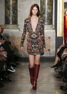 Emilio Pucci Fall Winter 13/14 Fashion Show