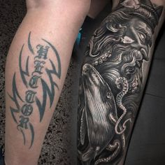 #coveruptattoo hashtag on Instagram • Photos and Videos Intricate Tattoo, Cool Tattoos, Cover Up, Photo And Video, Instagram, Black White, Videos, Sleeve, Photos