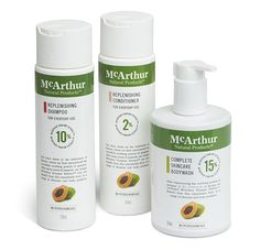 Replenishing Shower Pack – $56.95 Available from McArthur Skincare. Visit our website at http://mcarthurskincare.com Phone (within Australia): 1800PAWPAW (10am-7pm AEDST). International phone: +61 (0)8 9481 4429. Or email us at info@mcarthurskincare.com. #mcarthurnaturalproducts #haircare #pawpaw #pawpaw #skincare #bodywash
