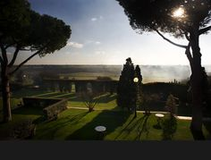 A stylish villa in Rome for your Italian wedding