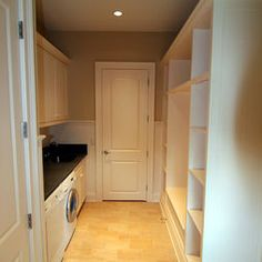 Garage / Laundry Room