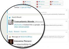 Power Publishing to Social Media
