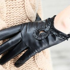 Aliexpress.com : Buy Free Shipping,Wholesale,Fashion Leather Gloves Ladies from Reliable leather fashion gloves suppliers on Brand : Warmen Top Gloves | Alibaba Group