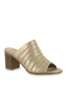 Easy Street Soft Gold Chella Sandal