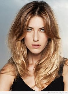 Hair Dresser   Romantic Layered Hairstyles for 2014
