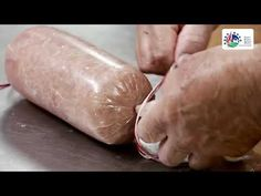 Film VIII. Wyroby drobiowe. Odc. nr 5. Polędwica drobiowa - YouTube Fresh Rolls, Sausage, The Creator, Meat, Film, Ethnic Recipes, Youtube, Movie, Film Stock