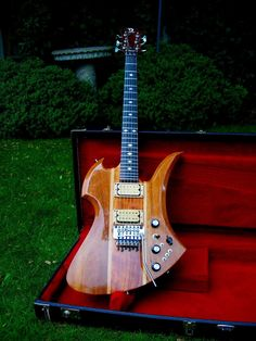 BC Rich Mockingbird Natural