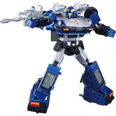 Transformers Masterpiece MP-18B Bluestreak