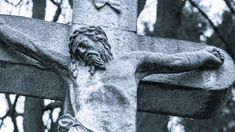 #christ #christian #christianity #cross #crucifixion #death #easter #faith #farewell #god #good friday #holy #jesus #jesus christ #loss #mourning #pain #passion #religion #resurrection #rock carving #suffering
